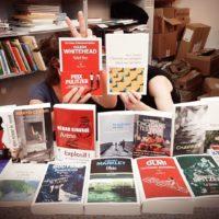 La rentrée littéraire nouvelle tout juste sortie des cartons et enfin sur les tables de votre librairie !